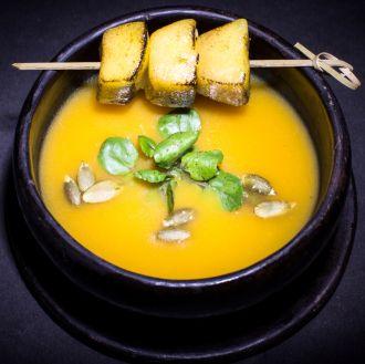 Recipe of Smoked Pumpkin Soup