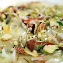 Almond and Pistachio Shrikhand