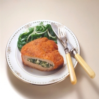 Simple Chicken Cordon Bleu Recipe