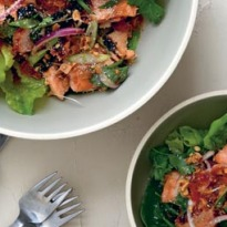 Easy weekend recipes: Salmon and snapper