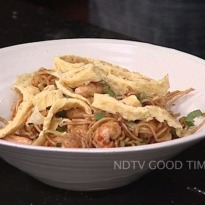 Recipe of Spicy Singapore Noodles