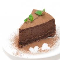 Mocha and Prune Cheesecake (sugar free)