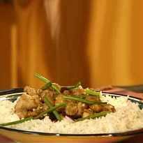 Szechwan Style Chicken