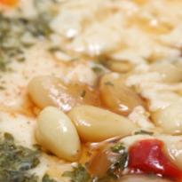 Garlicky Tahini Sauce