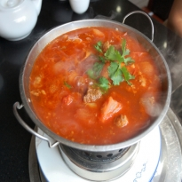 Recipe of Tamatar Kadhi