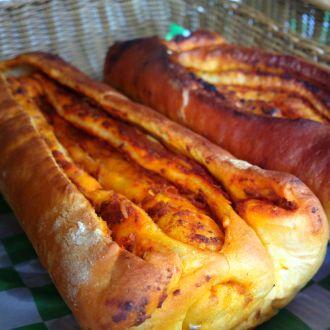 Thai Curry Bread