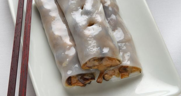 Recipe of Three Style Mushroom Cheung Fun