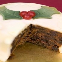 Christmas Dry Fruit Cake