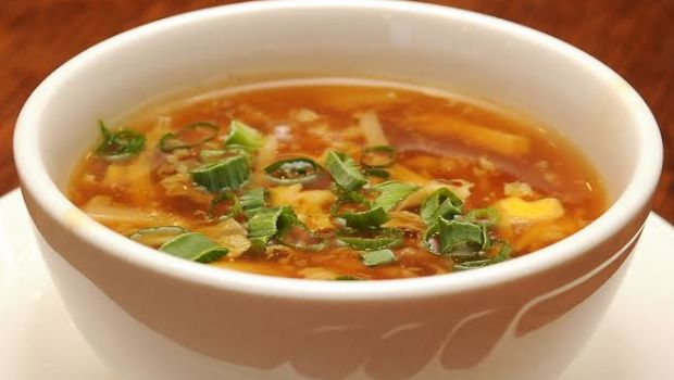 Recipe of Vegetable Manchow Soup