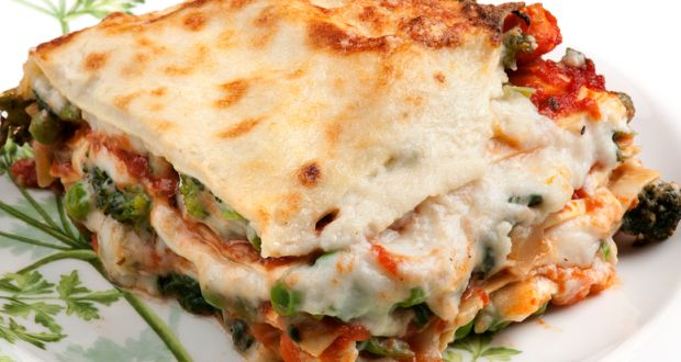 Recipe of Vegetable Lasagne