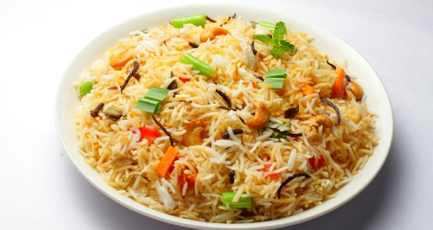Recipe of Vegetable Pulao