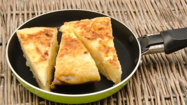 Recipe of Vicky's Spanish Omelette
