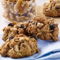 Recipe of Walnut-Blueberry Oatmeal Energy Bites