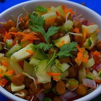 Aam Channa Chaat