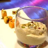 Aam Shrikhand with Mango Salad