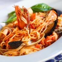 Recipe of Abhay Deol's Seafood Spaghetti