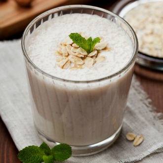 Recipe of Almond Saffron Milkshake