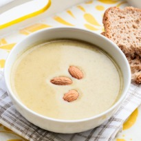 Recipe of Almond and Mushroom Soup