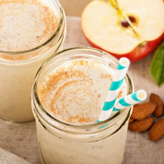 Recipe of Apple Chia Seeds Smoothie