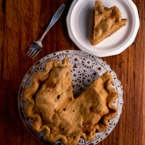 Apple and Date Pie