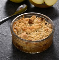 Recipe of Apple Cranberry Crumble