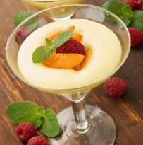 Creamy Apricot Dessert