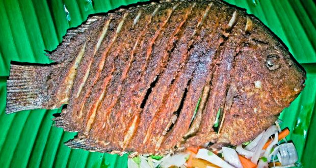 Recipe of Karimeen Pollichathu