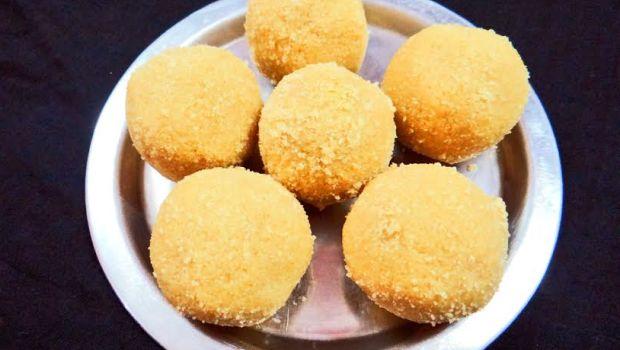 Recipe of Atta Ladoo