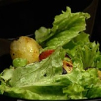 Tandoori Baby Potato Salad