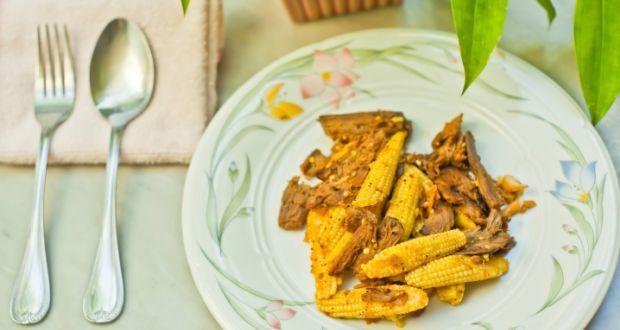 Stir Fry Baby Corn