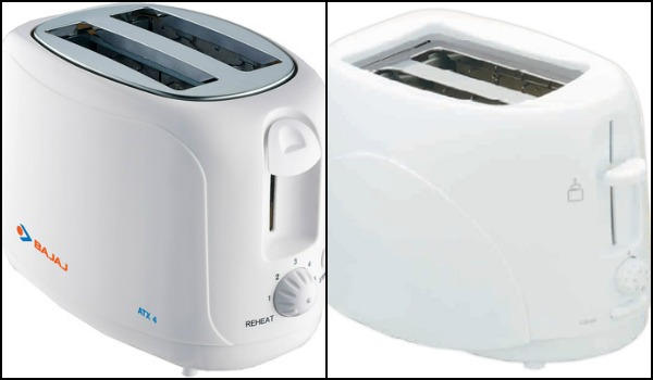 Kitchen Appliances Review The Best Toaster In India NDTV Food - Singer kitchen equipment