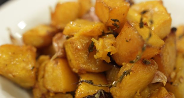 Recipe of Baked Pumpkin