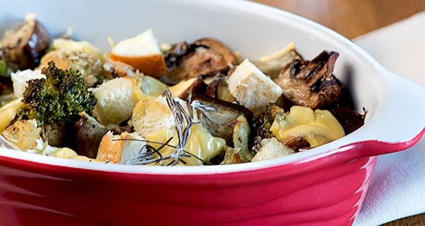 Baked Vegetables Casserole