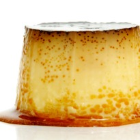 Baked Vanilla Cream