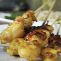 Balinese chicken satay recipe by wayan modena private butler space balinese chicken satay recipe by wayan modena private butler spacebali ndtv food forumfinder Choice Image