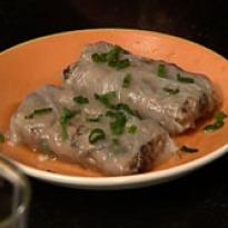 Banh Cuon (Vietnamese Dumplings) Recipe by Nikhil & Natasha