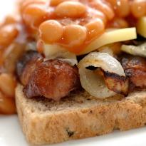 Bean Club Sandwich