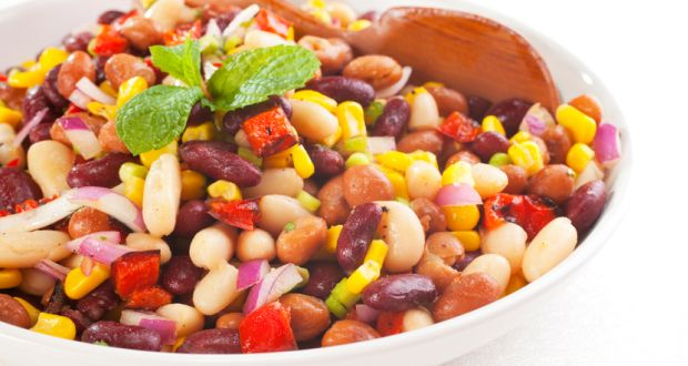 Recipe of Mixed Bean Salad