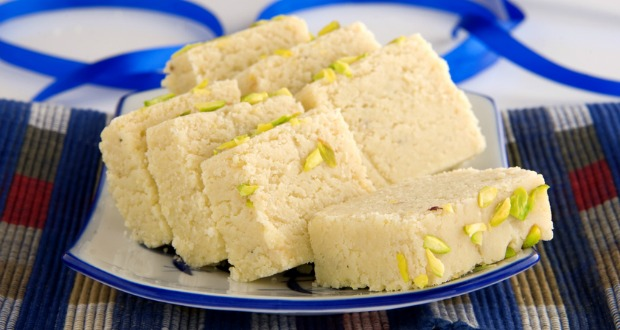 barfi, Scrumptious Bhang Delicacies, holi food & drinks, holi celebration ideas