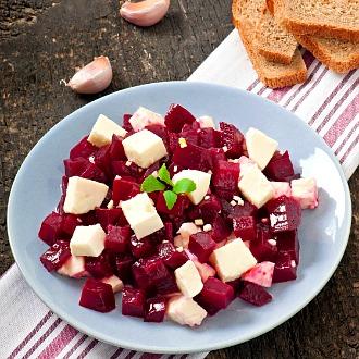 Beet, Feta and Orange Salad Recipe by Vicky Ratnani - NDTV ...
