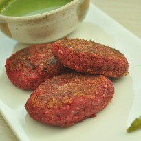 Recipe of Beetroot Kebab
