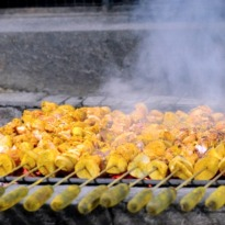 Street Food In Shimoga