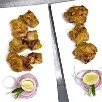 Recipe of Bhunne Besan Ka Murgh Tikka