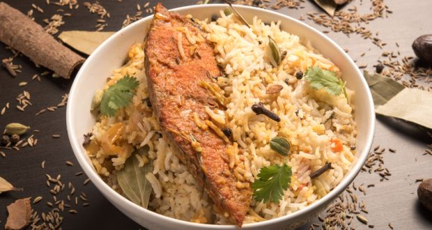 Recipe of Malabar Fish Biryani