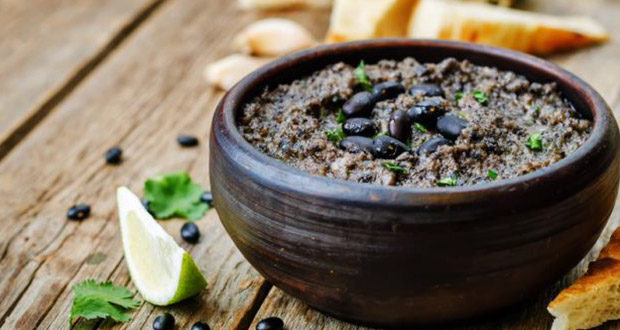Recipe of Black Bean Hummus