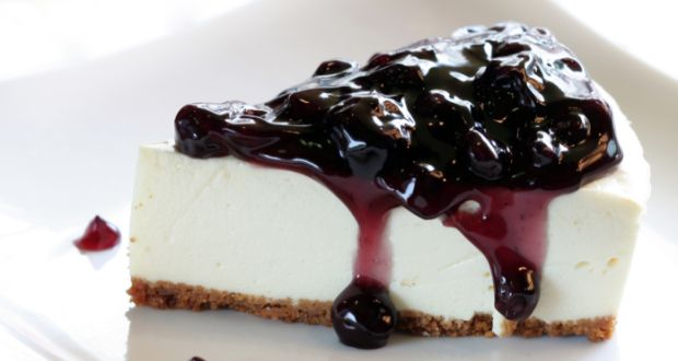 Recipe of Blueberry Cheesecake