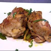 Braised Cumin Chicken