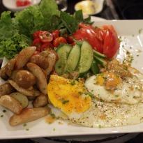 Recipe of Breakfast Salad