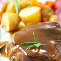 Recipe of Brown Sauce / Brown Gravy
