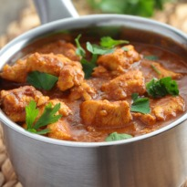 Bunt Chicken Curry